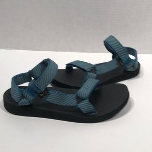 Teva Blue Universal Water Ready Sandals